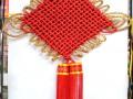 绸缎编织中国结 (14)